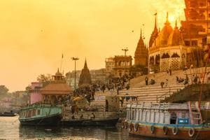 Varanasi, also known as Banaras, is one of the holiest cities for Hindus.