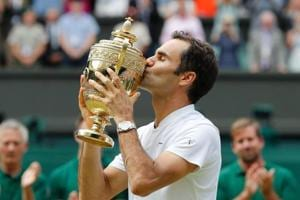 Roger Federer has the most number of Wimbledon singles titles in history, going past the previous record held by Pete Sampras.