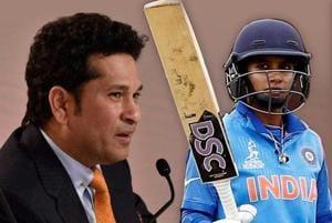 Sachin Tendulkar heaps praises on Mithali Raj, calls her 'tremendous...