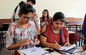 Delhi University colleges released the fifth cutoff list for admissions on Monday, which saw most sought-after colleges close admissions to popular course choices.