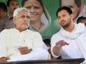 'Greenhorn' Tejashwi placates 'uncle Nitish', says his stint as deputy...