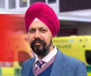 Glass ceiling broken, says UK's first turban-wearing Sikh MP