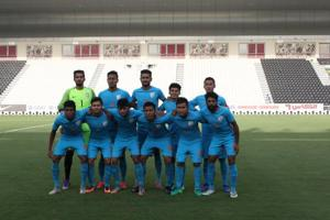 India lose to Syria in 2018 AFC U-23 Championship qualifying
