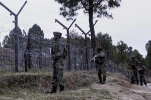 Defence sources said the Pakistan Army had been violating the bilateral ceasefire agreement with impunity during the last three days.