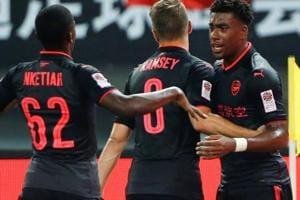 International Champions Cup: Arsenal stun Bayern Munich on penalties...