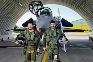Impressed with swing role capability of Rafale fighter jet: Air Chief...