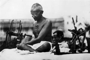 Man claimed to have saved Gandhi from Godse's earlier assassination...