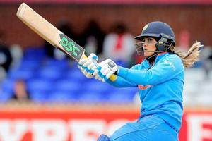 Veda Krishnamurthy has been key to India's campaign at the ICC Women's World Cup.