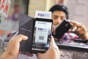 Demonetisation: Digital transactions show a declining trend since...