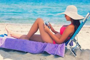 Beaches aren't just about sun 'n sand, be wary of infection. Some...