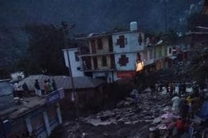 Two killed, seven missing in cloudburst in Jammu and Kashmir's Doda