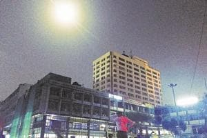 Delhiwale: Midnight in Nehru Place