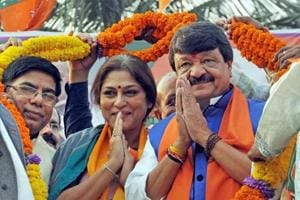 Bengal CID summons Kailash Vijayvargiya and Roopa Ganguly in child...