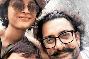 Aamir Khan spends time with family on a vacation in Italy. See pics