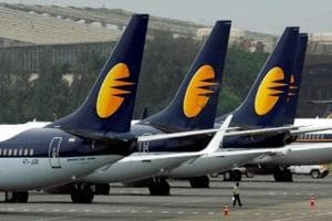 Jet Airways trimming costs, asks pilots to take 30-50% pay cut:...