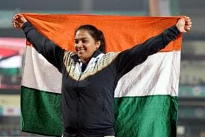 Shotputter Manpreet Kaur tests positive for 'cocktail' of banned drugs