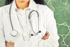Most stethoscopes full of germs, as doctors pay little attention to...