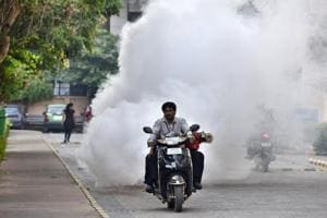 Gurgaon to start fogging of mosquito breeding grounds