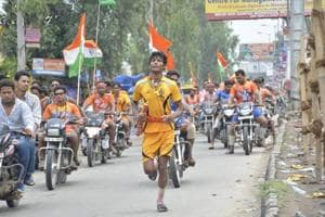 Noida: Non-veg food 'disappears' from Kanwar Yatra route