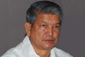 Former Uttarakhand CM Harish Rawat escapes unhurt after two-wheeler...