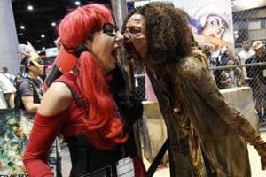 San Diego Comic-Con opens to packed crowds, promises geeky fun