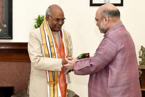 Cross-voting by 116 legislators helped Ram Nath Kovind in ...