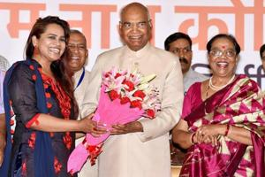 Congratulatory messages pour in for president-elect Kovind from CMs,...