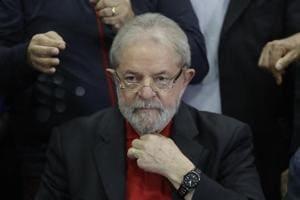Brazil freezes accounts of ex-President Lula da Silva in graft case
