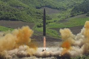Russia, US duel at UN over whether North Korea fired long-range...