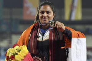 Shot putter Manpreet Kaur suspended for doping, to miss World...