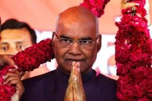 New President of India Ram Nath Kovind has very big shoes to fill |...