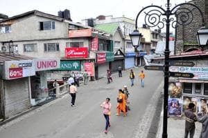 Fear of losses mount as unrest in Shimla hits tourism sector in lean...