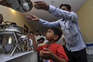 Noida: Private school in Sector 100 starts midday meal scheme for...