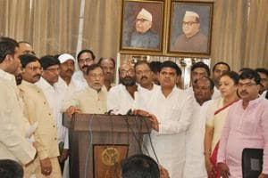 SP to boycott house for entire budget session