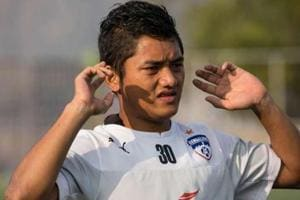 Malsawmzuala was named in the Indian team for the AFC Under-23 Championship Qualifiers.