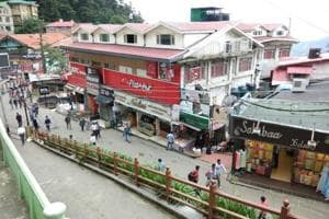 Kotkhai gangrape-murder: Shimla back to its peaceful self