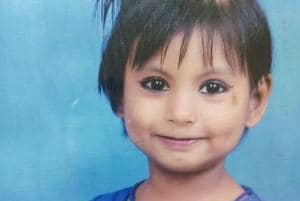 Three-year-old Sonakshi was drowned in the lake by her father Dheeraj Kumar who wanted to become an occultist.
