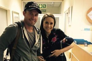 AB de Villiers, South Africa limited-overs skipper, welcomes birth of...