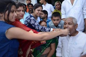 Family elated, gears up for Kovind's swearing-in ceremony