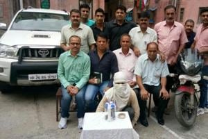Delhi: Member of vigilante group that promised 'crime-free society'...