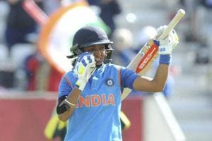 Harmanpreet Kaur's father proud after daughter powers India into...