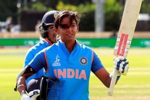 After Harmanpreet Kaur's ton, mother reminds India of 'Save girl...