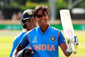 Harmanpreet Kaur guides India to Women's Cricket World Cup final,...