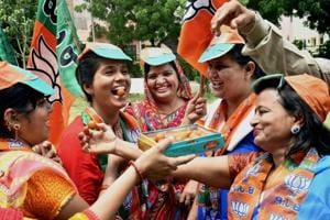 BJP snatches Rajya Sabha seat from Congress in Goa