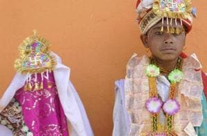 33 per cent of the world's child brides are in India: Report based on...