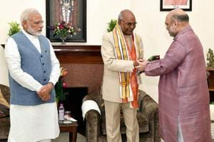 A special suit for President Kovind, stitched by his tailor