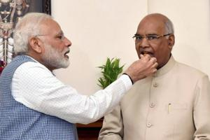 President-elect Ram Nath Kovind's vote share lowest since 1974: EC...