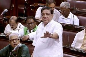 Uproar in RS over media reporting of SP leader Naresh Agrawal's...
