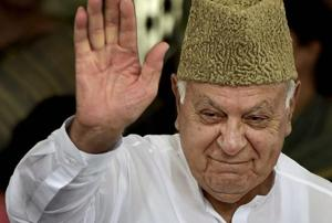 Third party like US, China can help settle Kashmir issue: Farooq...
