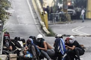 Venezuela strike against constitutional rewrite erupts into violence,...